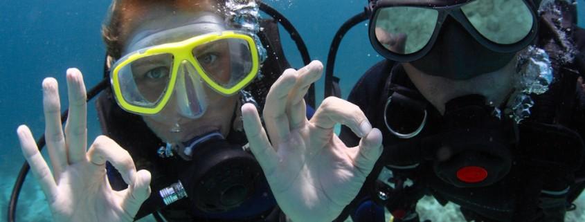 Scuba diving Torrox