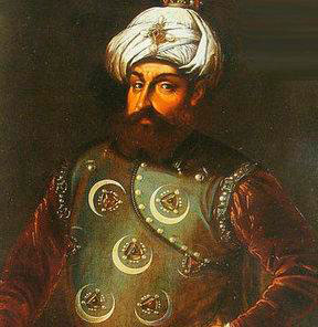 Captain Barbarossa ottoman military officer