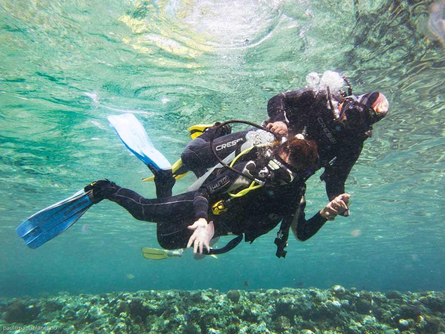 Padi intro dive program, spain, PADI dive centre torrox, malaga
