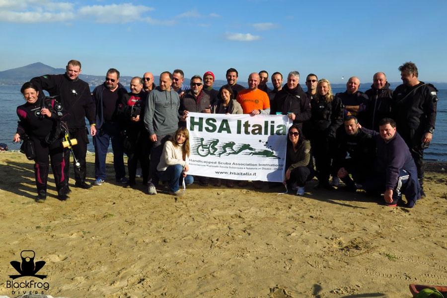 HSA-italia-2015_Ostia-Bracciano-training-course