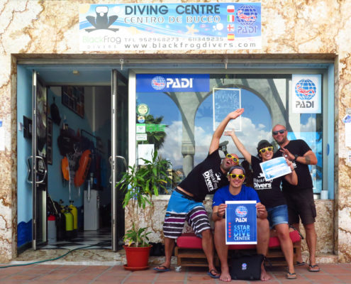 Best PADI 5 Star Dive Center