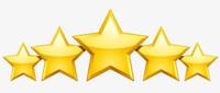 5 stars score