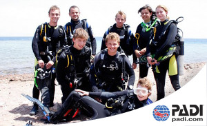 Scuba diving groups and clubs offer